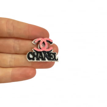 Adesivo EVA Chanel - 20 unidades