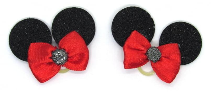 Chuca Mickey/Minnie - 10 unidades - Escolha a cor