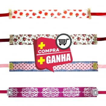 Gargantilha P/M - 10 unidades Sortidas - DESCONTOS a partir de 3, 5 e 10 Pacotes